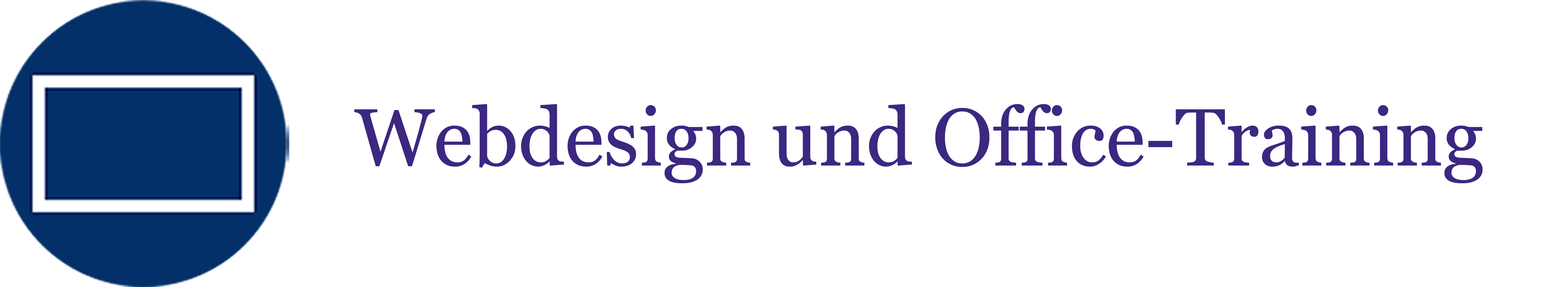 Webdesign und Office-Training